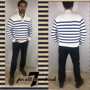 7 For All Mankind Standard Dark Wash Jeans US 36